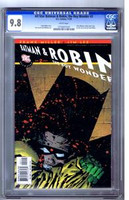All Star Batman and Robin, The Boy Wonder #2 CGC 9.8