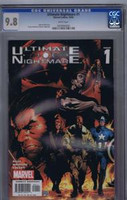 Ultimate Nightmare #1 CGC 9.8