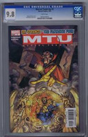 Marvel Team-Up #3 CGC 9.8