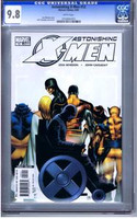 Astonishing X-Men #12 CGC 9.8