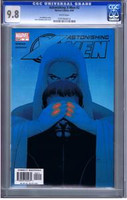 Astonishing X-Men #2 CGC 9.8