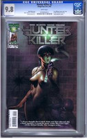 Hunter Killer #2 CGC 9.8