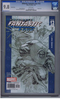 Ultimate Fantastic Four #13 Variant Cover CGC 9.8