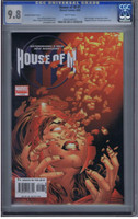 House Of M #1 Quesada Variant Cover CGC 9.8