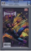 House Of M #4 Variant Cover CGC 9.8