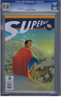 All Star Superman #1 CGC 9.8