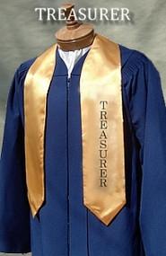 Treasurer Stole