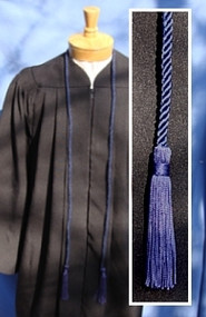 Royal Blue Honor Cord - Single