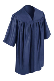 Navy Kinder Gown