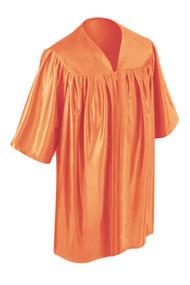 Orange Kinder Gown