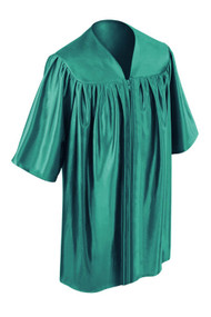 Emerald Kinder Gown