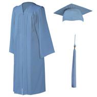 U-Sky Cap, Gown & Tassel