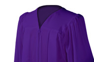 U-Classic Purple Gown
