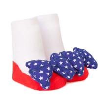 Little Miss Liberity Shaker Socks