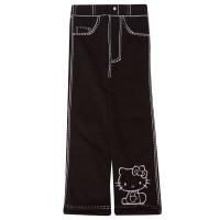 Hello Kitty leggings in black for baby girls