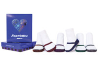 Scarlette's Socks, 6 Pack