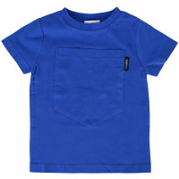 Big Pocket Cotton T-shirt for toddlers 2T-^T