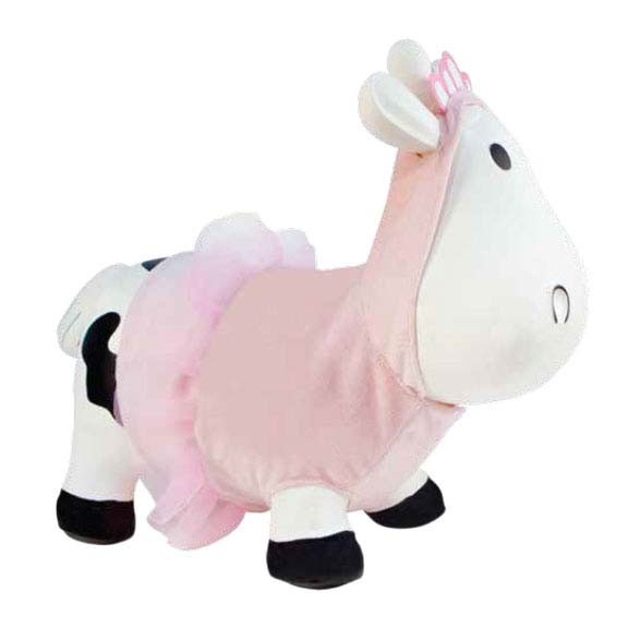 Ballerina Costume for Howdy Cow - Side