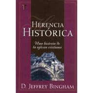 Herencia Histórica | Pocket History of the Church por D. Jeffrey Bingham