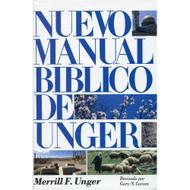 Nuevo manual bíblico de Unger / New Unger's Bible Handbook por Merrill F. Unger