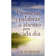 Promesas y Palabras de Aliento Para Cada Día | The Cheque Book of the Bank of Faith