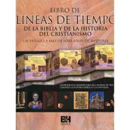 Libro de Líneas de Tiempo de la Biblia y de la Historia del Cristianismo | Book of Bible and Christian History Time Lines