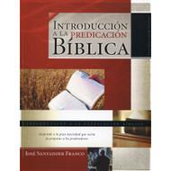 Introducción a la predicación bíblica | Introduction to Biblical Preaching
