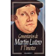 1 Timoteo, Lutero | 1 Timothy, Luther por Martin Lutero