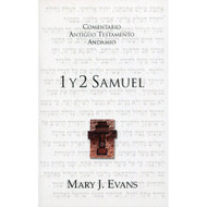1 & 2 Samuel /  The Message of 1 & 2 Samuel por Mary J. Evans
