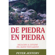 De piedra en piedra | Stepping Stones por Peter Jeffery