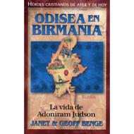 Odisea en Birmania | Bound for Burma por  Janet & Geoff Benge
