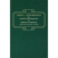 Léxico- Concordancia del Nuevo Testamento en Griego y Español | Lexicon-Concordance of the New Testament in Greek and Spanish