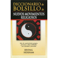 Diccionario de Bolsillo de Nuevos Movimientos Religiosos | Pocket Dictionary of New Religious Movements