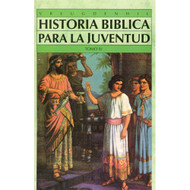 Historia bíblica para la juventud Tomo 4 | Bible Stories for Young People Vol. 4