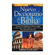 Nuevo diccionario de la Biblia | New Bible Dictionary