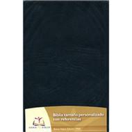 Biblia tamaño personalizado con referencias Reina-Valera 1960