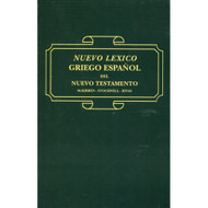 Nuevo léxico griego-español del Nuevo Testamento | Greek-Spanish Lexicon of the New Testament