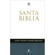 RVR 1960, Biblia Letra Grande Tamaño Personal   RVR 1960 Hand Size, Large Print