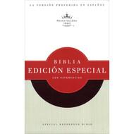 RVR 1960 Edicion Especial con Referencias   RVR 1960 Special Reference Bible