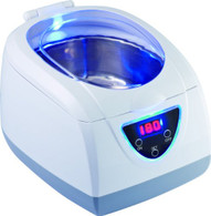 Kendal Large Digital Ultrasonic Cleaner for Jewelry Watch DVD with 750ml tank 3818