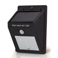 6 Led Wireless Solar Motion Sensor Lights Y3-603
