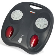 Kendal 2 in 1 Shiatsu Kneading Foot Massager with Far Infrared Heated Therapy FM08A