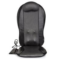 Kendal Kneading Shiatsu Swing Rolling Seat Massage Cushion Massager with Heat SI-MC07H