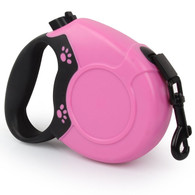 16 ft Retractable Dog Leash with One Button Break And Lock for Medium Large Dogs