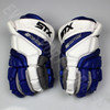 STX Lacrosse Stallion HD Gloves - Royal