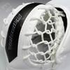 Vaughn V7 T XF Youth Hockey Goalie Catch Glove - Black/White
