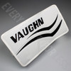 Vaughn V7 B XF Youth Hockey Goalie Blocker Glove - White/Black
