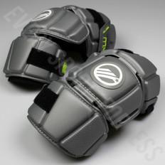 Maverik Lacrosse MX Junior Arm Pads - Gray