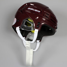 Bauer Re-AKT 75 Senior Ice Hockey Helmet - Maroon
