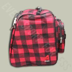 Athalon Light & Go Ski/Snowboard Boot Bag - Red/Black